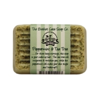 Peppermint & Tea Tree Bar  - Product Image
