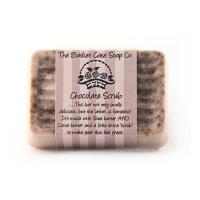 Chocolate Scrub Bar  - Product Image