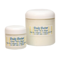 White Tea & Ginger BButter - Product Image