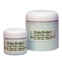 Green Clover & Aloe BButter - Product Image