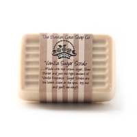 Vanilla Sugar Scrub Bar  - Product Image